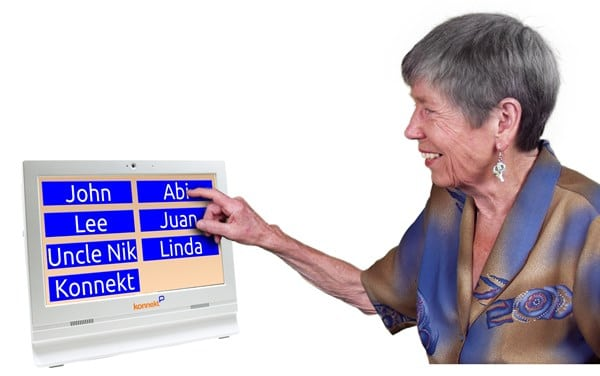 Assistive Technologies for Seniors - Big Button Phone