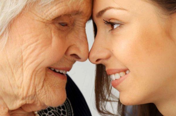 Face-to-face contact decreases social isolation