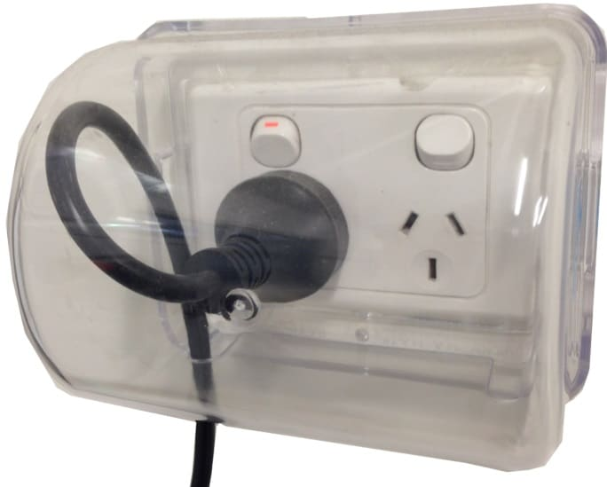 Power Outlet Cover